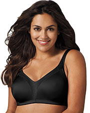 Playtex 4E77 Women 18 Hour Back Smoother Wirefree Bra at GotApparel