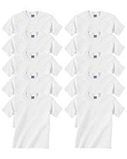 Gildan G500B Boys Heavy Cotton 5.3 Oz. T-Shirt 10-Pack at GotApparel