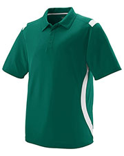 Augusta 5015 Men AllConference Collared Coaching Sport Polo Shirt at GotApparel