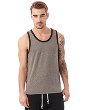 Custom Embroidered Alternative Apparel 5053BP Men 4.4 oz. Vintage Jersey Keeper Tank at GotApparel