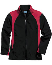 Charles River Apparel 5077 Women Hexsport Bonded Jacket at GotApparel