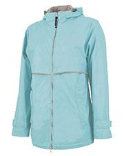 Charles River Apparel 5099 Women Englander Rain Jacket at GotApparel