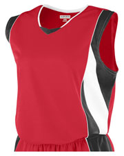Augusta 516 Girls Wicking Mesh Extreme Jersey at GotApparel