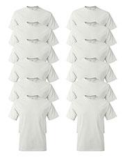 Hanes 5250T Men 6.1 Oz. Tagless  T-Shirt 12-Pack at GotApparel