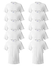 Hanes 5280 Unisex 5.2 Oz. Comfort Soft Cotton T-Shirt 10-Pack at GotApparel