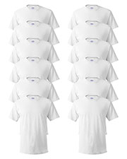 Hanes 5280 Unisex 5.2 Oz. Comfort Soft Cotton T-Shirt 12-Pack at GotApparel