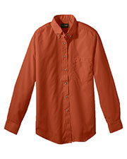 Edwards 5280 Women Long Sleeve Poplin Shirt at GotApparel
