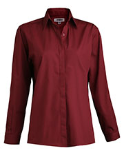 Edwards 5290 Women's Cafe Long-Sleeve Shirt at GotApparel