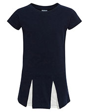 Rabbit Skins 5303 Toddlers Jersey Cheer Dress at GotApparel