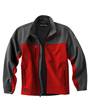 Dri Duck 5350t  S 90% Polyester/10% Spandex Water Resistant Softshell Tall Motion Jacket at GotApparel