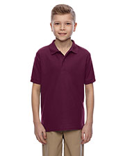 Jerzees 537YR Boys Easy Care Short Sleeve Polo at GotApparel