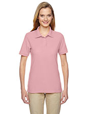 Jerzees 537WR Women's 5.3 oz., 65/35 Easy-Care™ Polo at GotApparel