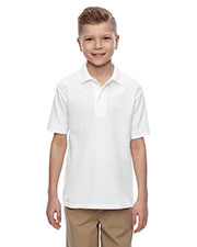 Jerzees 537YR Boys Easy Care Short-Sleeve Polo at GotApparel