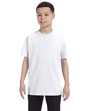 Hanes 54500 Boys 6.1 oz. Tagless T-Shirt at GotApparel