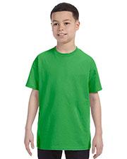 Hanes 54500 Boys 6.1 oz. Tagless T-Shirt at GotApparel