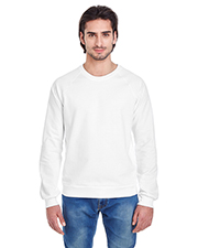 American Apparel 5454W Men California Fleece Raglan at GotApparel