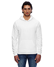 American Apparel 5495W Men California Fleece Pullover Hoodie at GotApparel