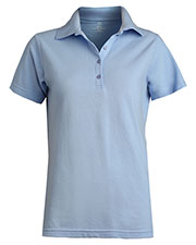 Edwards 5500 Women Short Sleeve Pique Polo Shirt at GotApparel