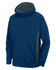 Augusta 5519 Boys Striped Up Hoody at GotApparel