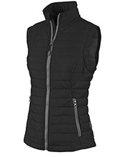 Charles River Apparel 5535 Women Radius Quilted Vest at GotApparel