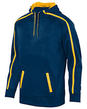 Augusta 5555 Boys Stoked Tonal Heather Hoody at GotApparel