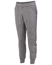 Augusta 5562 Men Tonal Heather Fleece Jogger at GotApparel
