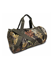 UltraClub 5562 Unisex Sherbrook Camo Small Duffel at GotApparel