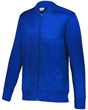 Augusta 5571AUG Men Trainer Jacket at GotApparel