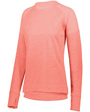 Augusta 5575AUG Women Tonal Heather Pullover  at GotApparel