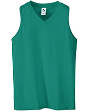 Augusta 559  Six-Ounce Racerback V-Neck Jersey at GotApparel