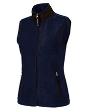 Charles River Apparel 5603 Women Ridgeline Fleece Vest at GotApparel