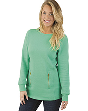 Charles River Apparel 5653  Women's North Hampton Sweatshirt at GotApparel