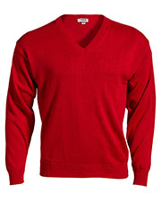 Edwards 565 Men V-Neck Acrylic Sweater at GotApparel