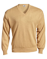 Edwards 565 Men's Acrylic V-Neck Jersey Sweater at GotApparel