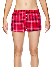 Robinson 5662 Girls Flannel Short at GotApparel