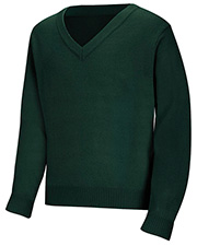 Classroom Uniforms 56702  Youth  Long Sleeve V-Neck Sweater at GotApparel