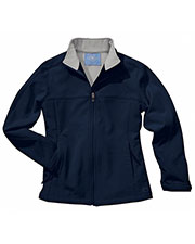 Charles River Apparel 5718 Women Soft Shell Jacket at GotApparel