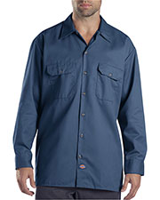 Dickies 574 Men's 5.25 oz. Long-Sleeve Work Shirt at GotApparel