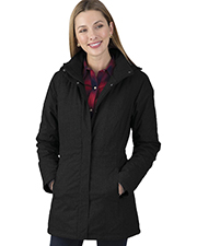 Charles River Apparel 5762 Women Journey Parka at GotApparel