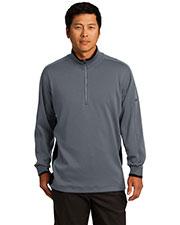 Nike 578673 Men 8.3 oz Dri-FIT 1/2-Zip Cover-Up at GotApparel