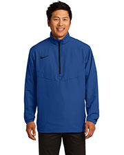 Nike 578675 Men 5.1 oz 1/2-Zip Wind Shirt at GotApparel