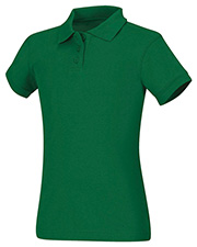 Classroom Uniforms 58584 Women Ss Fitted Interlock Polo  at GotApparel