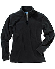 Charles River Apparel 5870 Women Freeport Microfleece Pullover at GotApparel