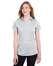 Puma Golf 596802 Women Icon Heather Polo at GotApparel