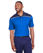Puma Golf 596805 Men Bonded Colorblock Polo at GotApparel