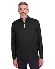 Puma Golf 596807 Men Icon Quarter-Zip at GotApparel