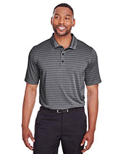 Puma Golf 597223 Men Rotation Stripe Polo at GotApparel