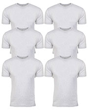 Next Level 6010 Men Tri-Blend Crew 6-Pack at GotApparel
