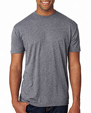 Next Level 6010 Men Tri-Blend Crew at GotApparel