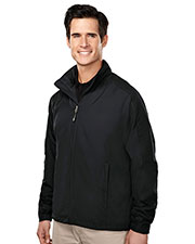 Tri-Mountain 6015 Men Helios Long Sleeve Jacket With Water Resistent at GotApparel